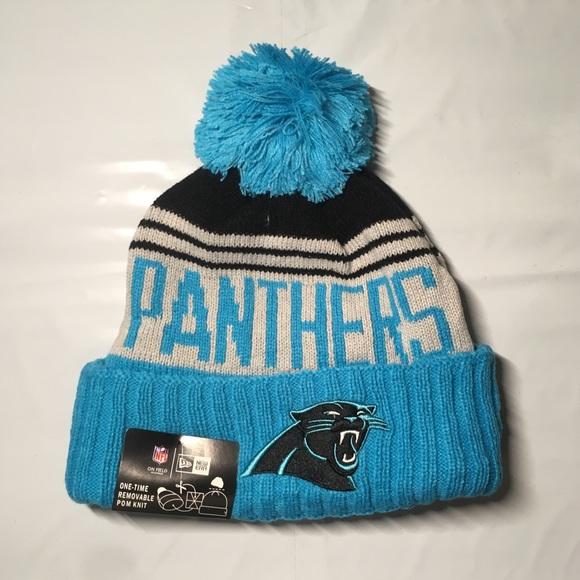 a8f2820b097f14 New Era Accessories | Carolina Panthers Beanie Hat | Poshmark